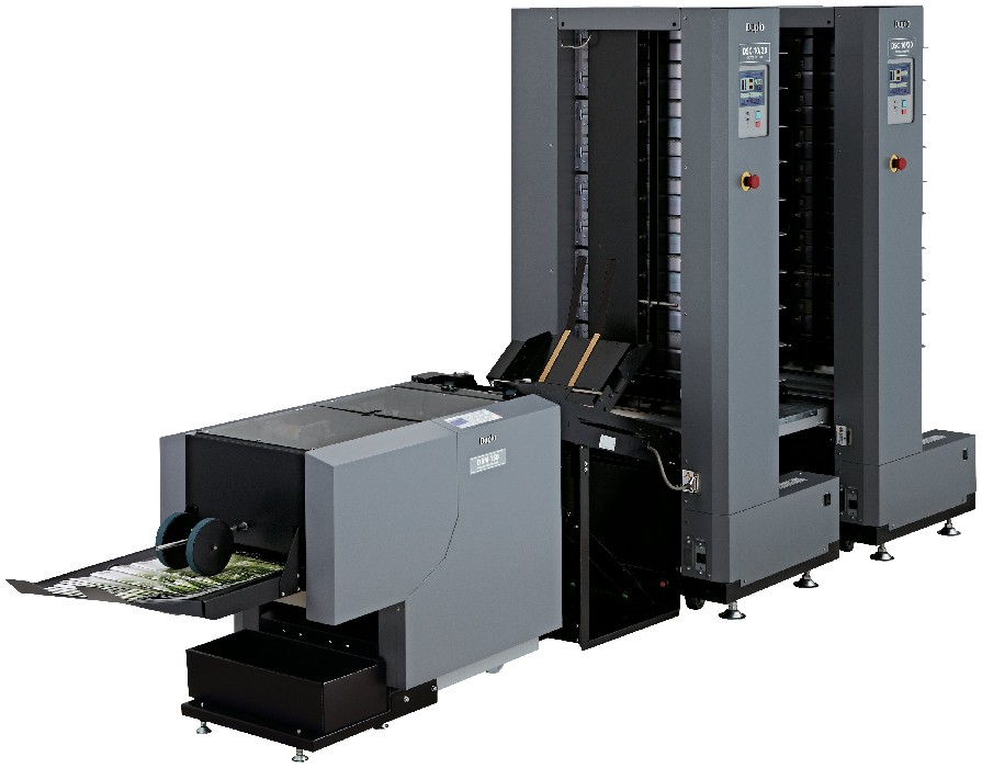150C Booklet System Image