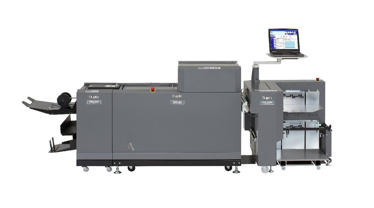 350i Digital Booklet System Image