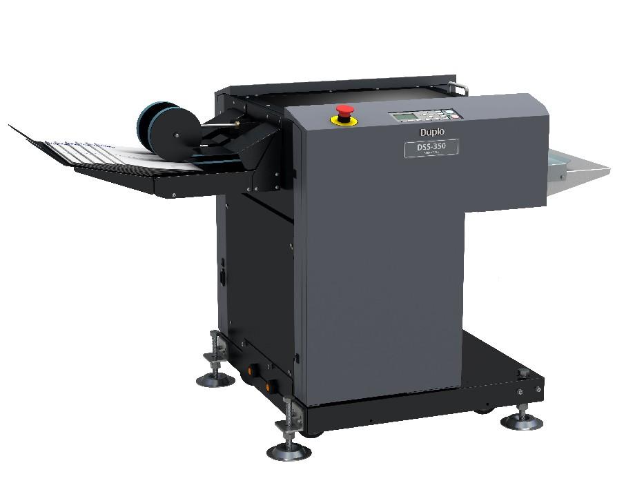 DSS-350 Square Spine Image